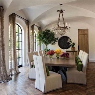 Top Model Gisele'in Los Angeles'daki Şık Villası