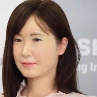 Toshiba En İnsansı Robotu Üretti
