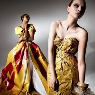 Türk modasını Paris'e taşıdı