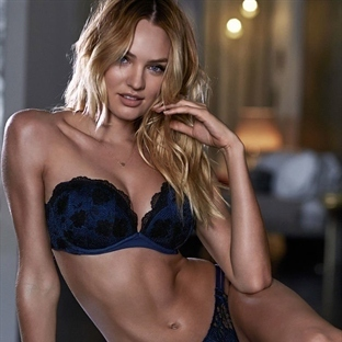VICTORIA'S SECRET LOOKBOOK: CANDICE SWANEPOEL