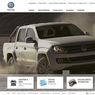 Volkswagen Göz Hareketlerinizi Takip Ediyor!