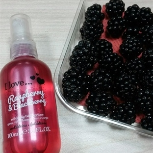 Watsons I Love - Body Mist Raspberry & Blackberry