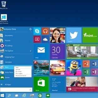 Windows 10 Çıktı İndir!