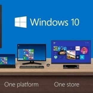 Windows 10 Yeni Bir Neslin Başlangıcı Olacak