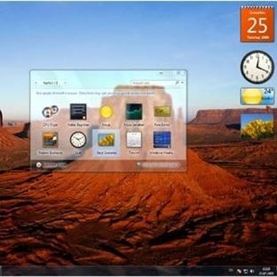 Windows 7 Home için temaları aktif hale getirmek