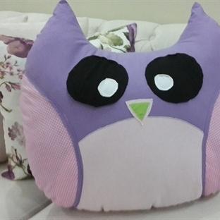 Yatak Fırfırndan Baykuşlu Yastığa !