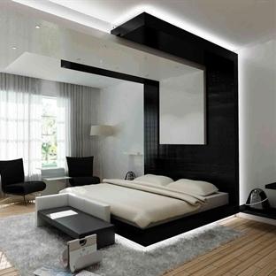Yatak Odası Tasarımı Fikirleri