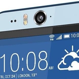 Yeni HTC Desire Eye selfie telefonu