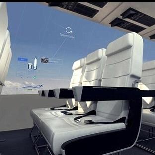 Yeni Nesil Uçaklar ile Gökyüzünde Sörf İmkanı!