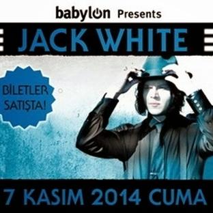 Yılın Konserine Az Kaldı: Jack White Geliyor!