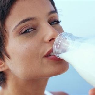 Zayıflamak isteyenler süt içsin