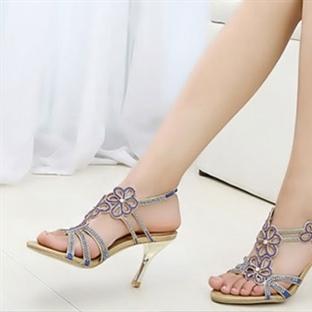 2015 Abiye Ayakkabı Modelleri