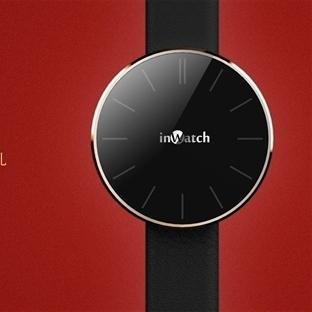 6 aya kadar pil ömrü sunan InWatch Pi akıllı saat