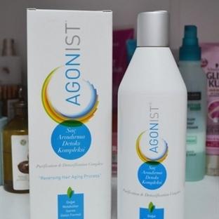 Agonist Saç Arındırma ve Detoks Şampuanı