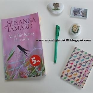 Aklı Bir Karış Havada - Susanna Tamaro