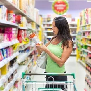 Alışveriş sepetinizden fazla kiloları atın!
