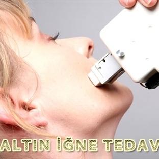 Altın İğne Tedavisi - Dr. Yasemin Hızarcı Makale