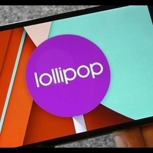 Android 5.0 Lollipop'ta Rastgele Kart Gösterimi Na