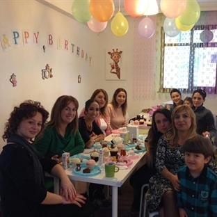Ankaralı Blogger Anneler Okula Merhaba Partisinde