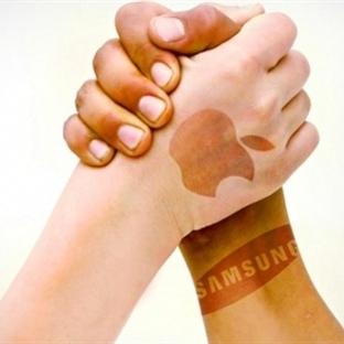 Apple ile Samsung Üretimde Anlaştılar