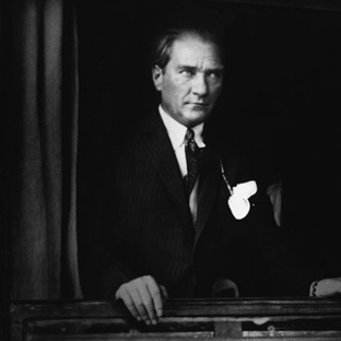 Atatürk, Namık Kemal, Ziya Gökalp, Ali Rıza Efendi