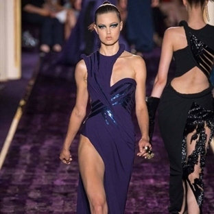 ATELIER VERSACE FALL 2014 COUTURE DEFİLESİ