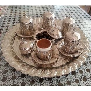 Bakır Türk Kahvesi Fincan Modelleri