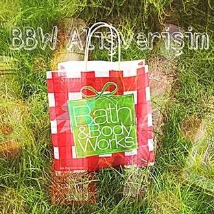 Bath & Body Works Alışverişim