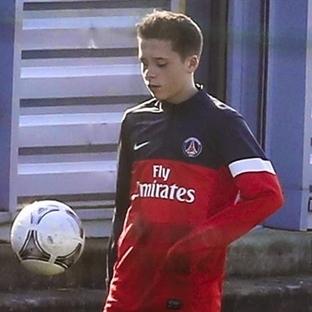 Beckham'ın Diğer Oğlu Da Arsenal'de