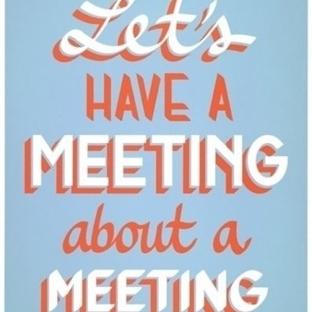Beyaz Yakalı'nın kabusu: Toplantı!!