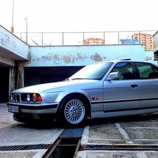 BMW 5.20i İncelemesi