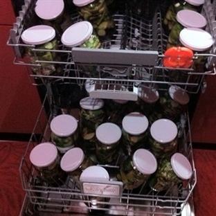 bulaşık makinesinde turşu nasıl yapılır
