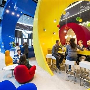 Burada Herkes Çalışmak İster: Google Dublin