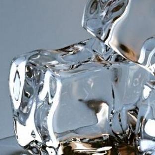 Buz terapisi ile göbek eritme