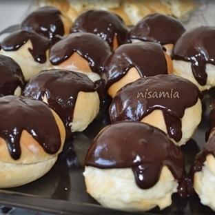 Çikolata Soslu Alman Pastası