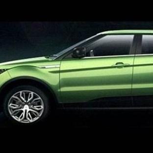Çinliler Range Rover'ı kopyaladı