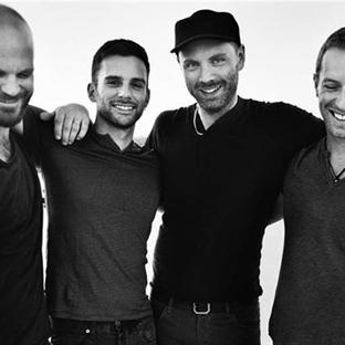 """Coldplay'in interaktif """"ink"""" videosu"""