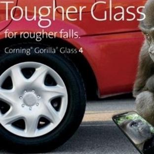 Corning Gorilla Glass 4 Duyuruldu,Geliyor…