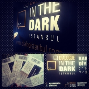 Dialogue In The Dark - İstanbul