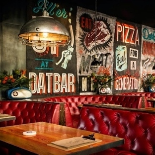 Dirty Hands'den İngiltere'de DATBAR Restaurant