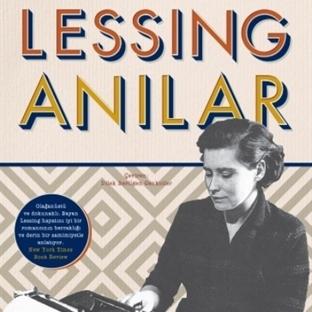 Doris Lessing'in Anıları Tek Cilt Olarak Raflarda