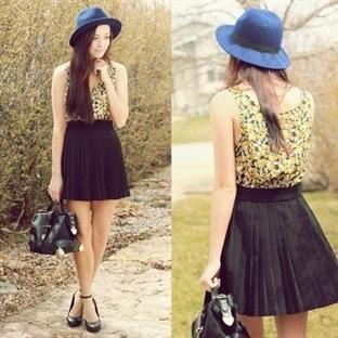 Eskiye Dönüyoruz Vintage Giyiyoruz!