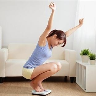 Evde 500 Kalori Yakmak İçin Sihirli 5 Yöntem