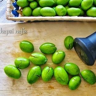 evde kırma yeşil zeytin nasıl yapılır ?