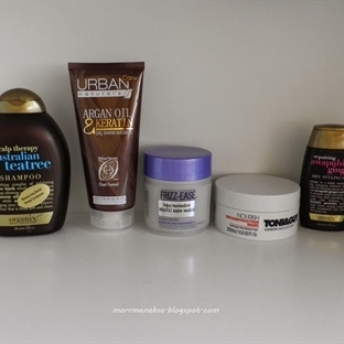 Favoriler: En Sevdiğim 5 Saç Bakım Ürünü