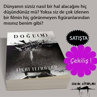Fikri Tezbaşar'ın Kaleme Aldığı Doğu(m) Kitabı