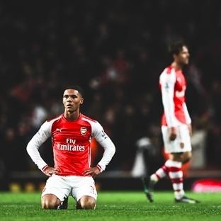 Futbolun Adaleti Yok: Arsenal 1-2 Manchester Unite