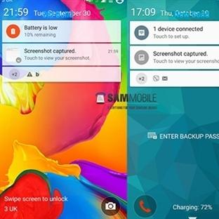 Galaxy S5 için Android 5.0 Lollipop güncellemesi