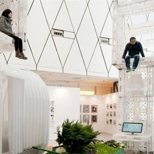 Girişimcilerin Hayallerindeki Ofis Tasarımları
