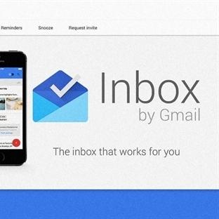 Gmail'in Yeni Uygulaması Inbox